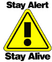 Stay Alert Stay Alive