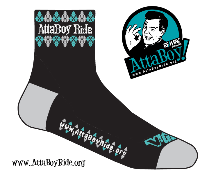 2014 ABR Bike Socks