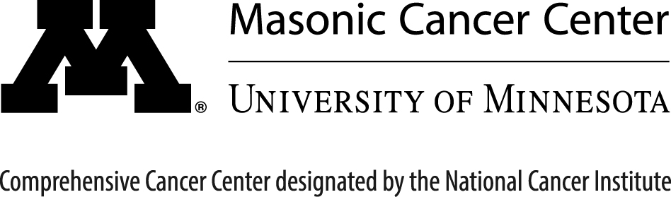 Masonic Cancer Center Logo UPDATED 2016