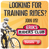 Eriks Training Ride Club Logo